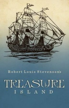 Treasure Island (1883) by RobertLouisStevenson