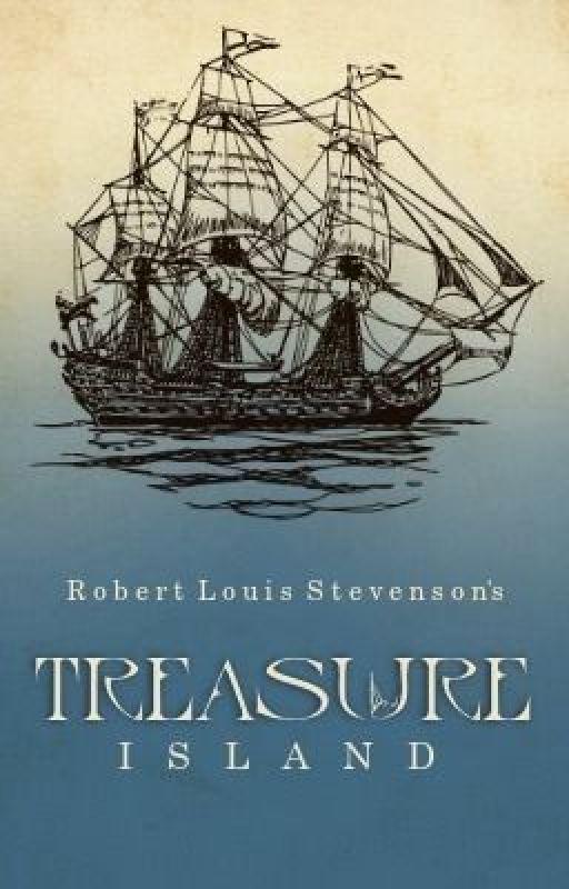 Treasure Island (1883) by RobertLouisStevenson