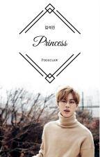 Princess ~ Jin by pixieclaw