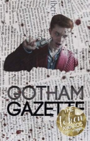 Gotham Gazette // J.V by mikaylapast
