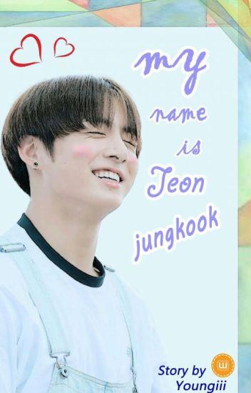 My name is Jeon Jungkook (Taekook/Vkook)