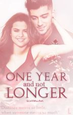 One year and not longer (z.m) by schabnam