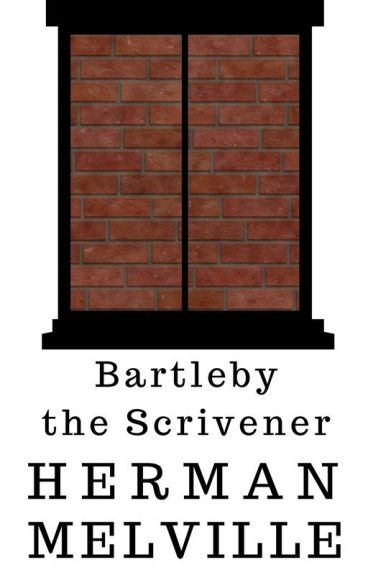 Bartleby The Scrivener A Story Of Wall Street 1853 border=