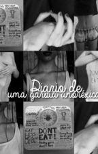 Diario De Uma Garota Anoréxica  by VanyJam