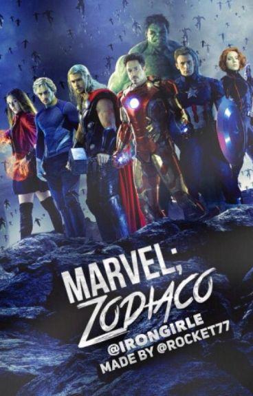 Marvel: Zodiaco