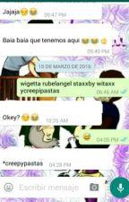 Whatsaap [Wigetta Rubelangel Staxxby Luzana ]  by catnnimau