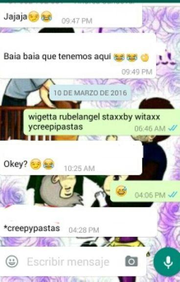 Whatsaap [Wigetta Rubelangel Staxxby Luzana ]