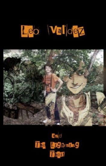 leo valdez and the lightning thief grace wattpad