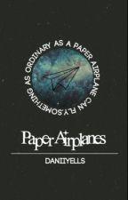 Paper Airplanes by daniiyells