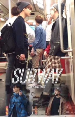 Subway || yoonmin by CanYouVernot