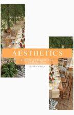 aesthetics ⇒ OPEN by mythowhisp