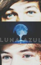 «Luna Azul» L.S. by LouisTopsOMG