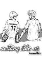 nothing like us. | loucel stylinson. by carsunderwater