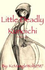 Little Deadly Kunoichi (TMNT X Reader) by KcMangleWolf0587