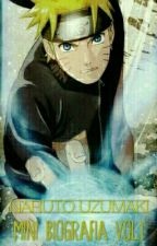 Naruto Uzumaki - Mini Biografia_Volume 1 by ThataCampbell