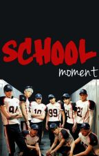 SCHOOL MOMENT [FAKE CHAT] by Fredysh_