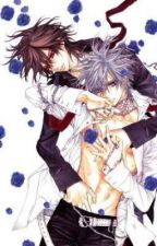 Secret Soulmates Vampire Knight Reverse world (KanamexZero) by LolaShina