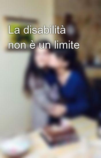 La disabilità non è un limite