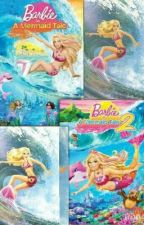 Barbie : In A Mermaid Tales (COMPLETED) by Crazy_Bookdragon007