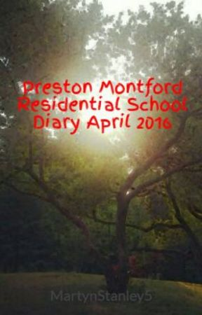 Preston Montford Residential School Diary April 2016 by MartynStanley5