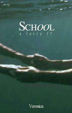 school; larry #wattys2017 by ewgrunge