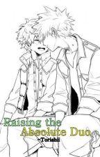 Raising The Absolute Duo [My Hero Academia] Yaoi by Torishii