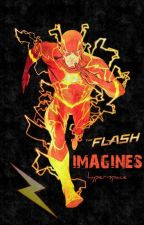 The Flash Imagines by hyper-space