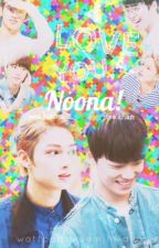 ILY, Noona! [SEVENTEEN IMAGINE] [slow update] by aemihwang