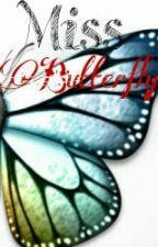 Miss Butterfly by La-psychopathe