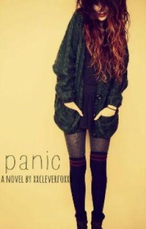 Panic by XxCleverFoxxX