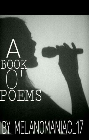 A Book o' Poems by Melanomaniac_17