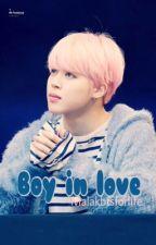 Boy in love by malakbtsforlife