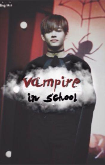 Vampire in school