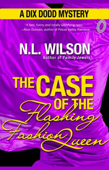 The Case of the Flashing Fashion Queen