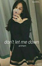 Don't Let Me Down by parkkjs