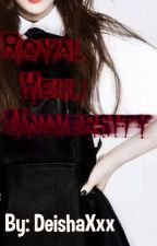 Royal Hell University (Finding A Devil) by DeishaXxx