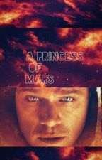 A Princess of Mars • The Martian by captainskywalker