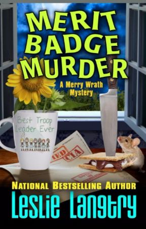 Merit Badge Murder by GemmaHalliday