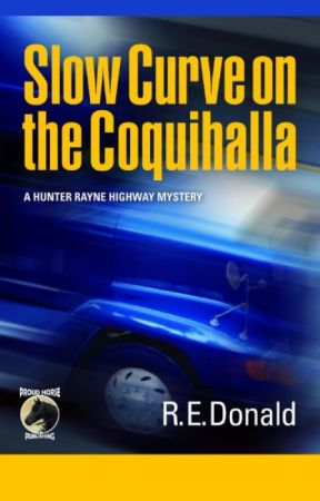 Slow Curve on the Coquihalla by REDonald