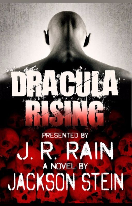 Dracula Rising by jacksonsteinbooks