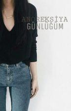 Anoreksiya Günlüğüm by suicideroomxo