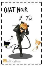 Chat Noir Y Tu |Miraculus Ladybug| by IrinayBlue