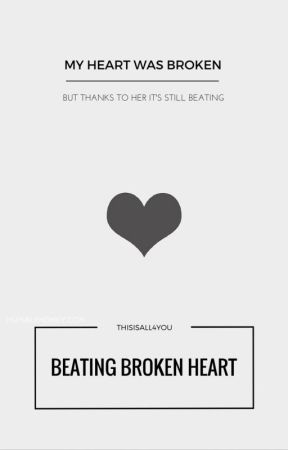 Beating Broken Heart || l.h by thisisall4you