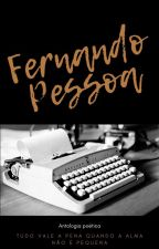 Fernando Pessoa by xtenebris