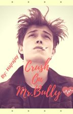 CRUSH ON MR.BULLY  (On Hold)(Rewriting soon) by Hajrajay