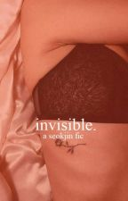 invisible一 k.seokjin by yeppunseokjin