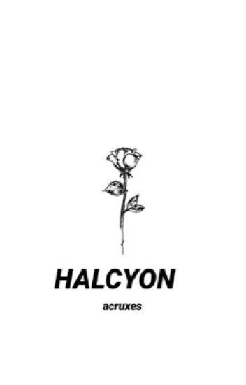 halcyon ; tronnor (hogwarts au)
