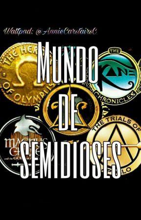 Mundo de Semidioses by AnnieCarstairsC