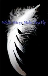 White wings make you fly by Moonfox597