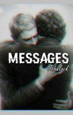 Johnlock ~messages~ by Rosser67